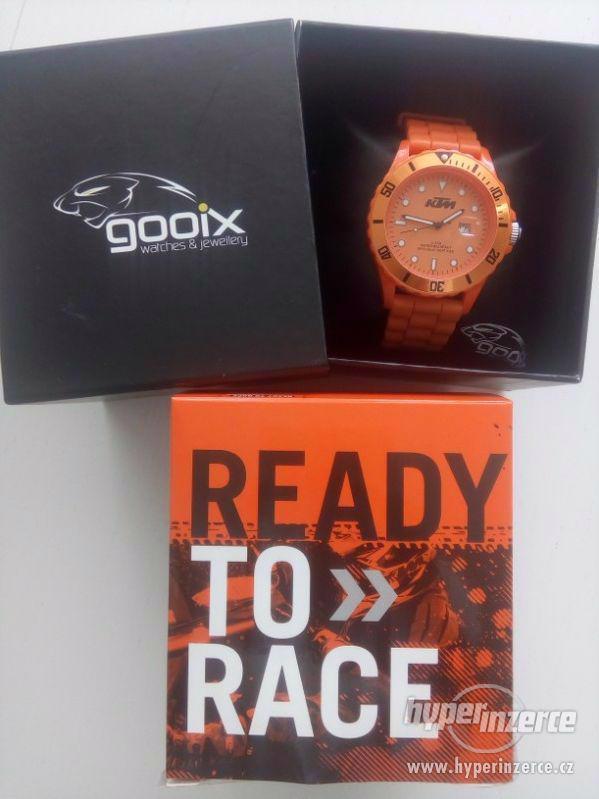 Hodinky KTM Gooix