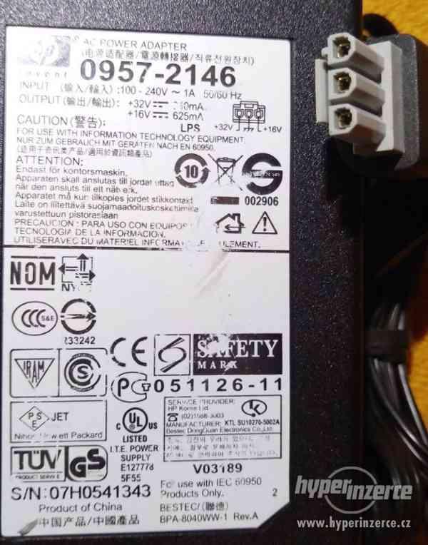 Zánovní originální napájecí AC adaptéry!!! - foto 10
