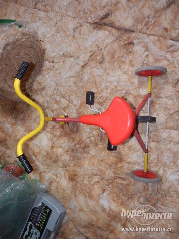 Dětská tříkolka - foto 3