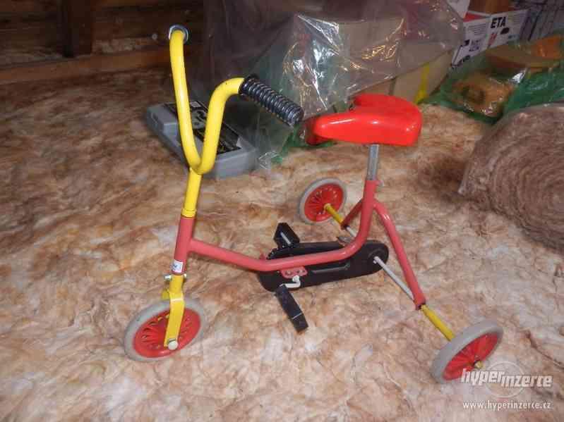 Dětská tříkolka - foto 1