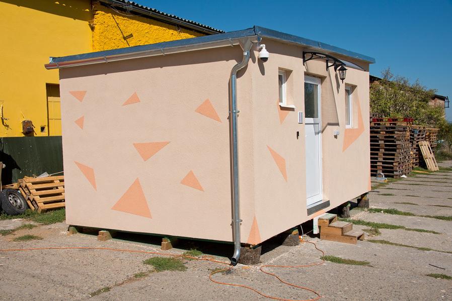 Mobilní dům - nový