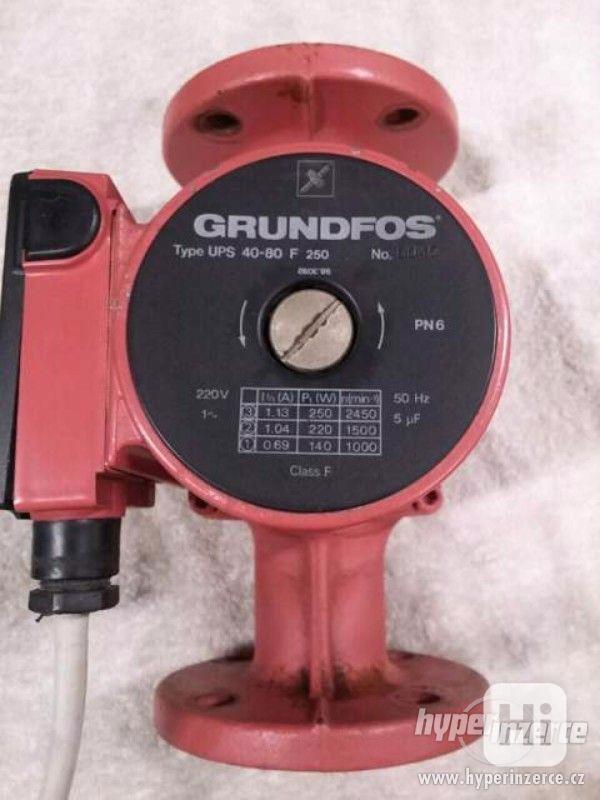Grundfos UPS   40-50, 230 V, 250 mm