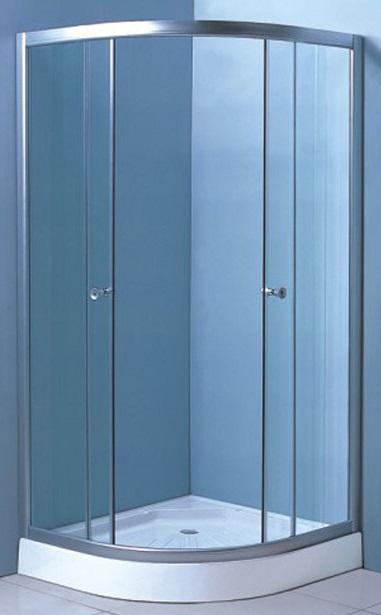 Sprchový kout - nový - celý set - foto 1