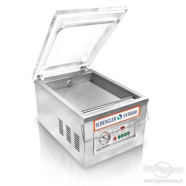 Vákuová balička / vakuový balící stroj (10211)