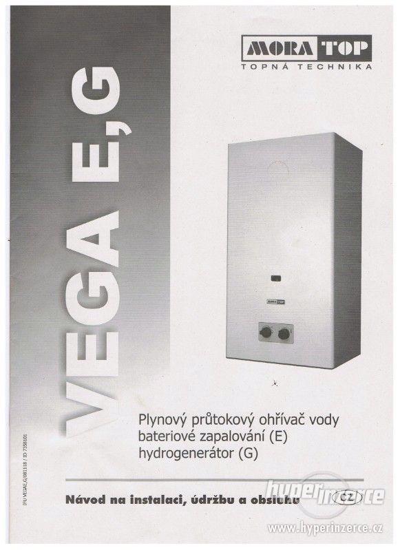 Průtokový ohřívač vody - foto 1