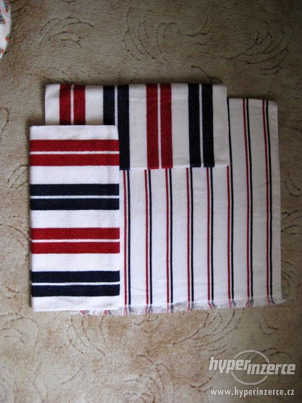Luxusní souprava ručníků