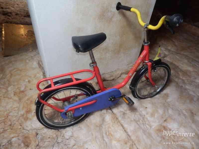 Dětské kolo - foto 3