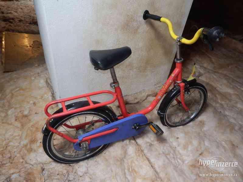 Dětské kolo - foto 4
