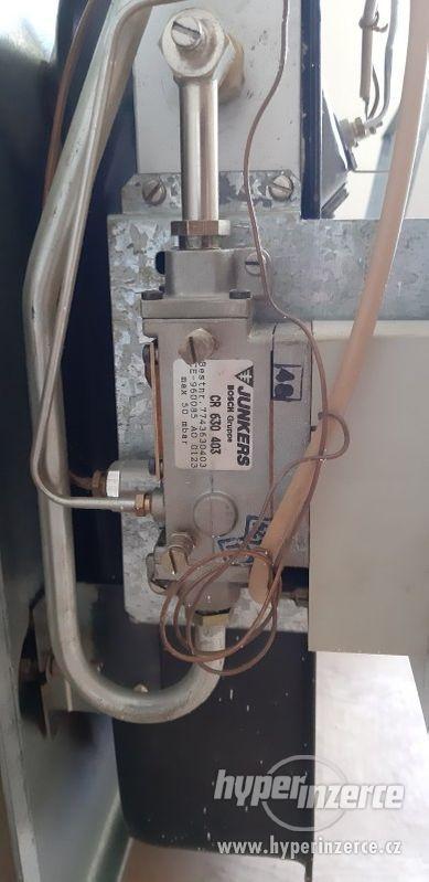 Plynový průtokový ohřívač vody MORA (karma)