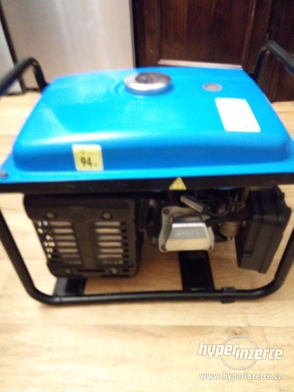 Prodám elektrocentrálu Gude GSE 2700 - foto 3