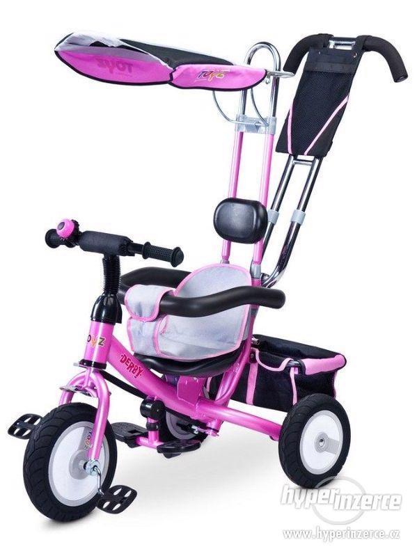 Dětská tříkolka Toyz Derby