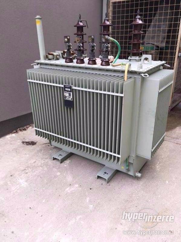 Transformátor SGB DOT 630 H/30