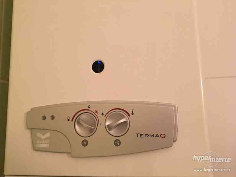 TermaQ průtokový ohřívač plynový