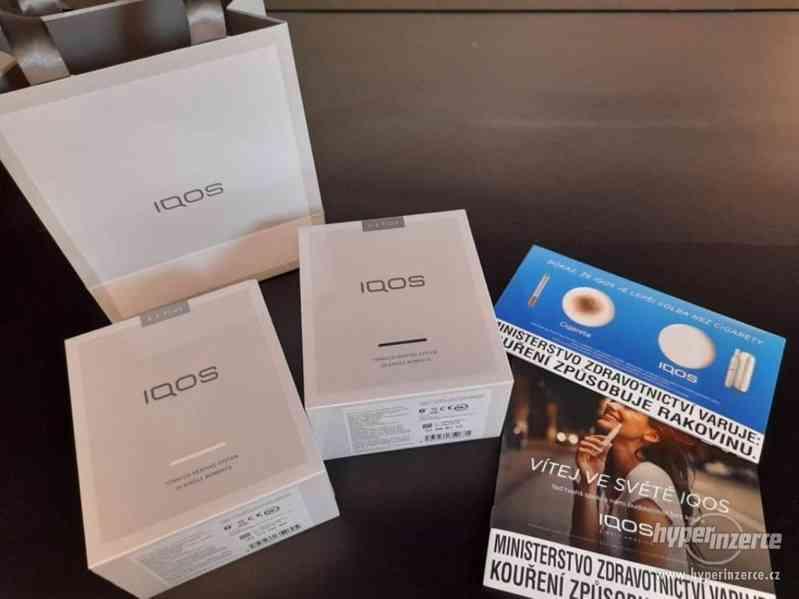 I.Q.O.S 2.4+ nový, nerozbalený, 2roky záruka