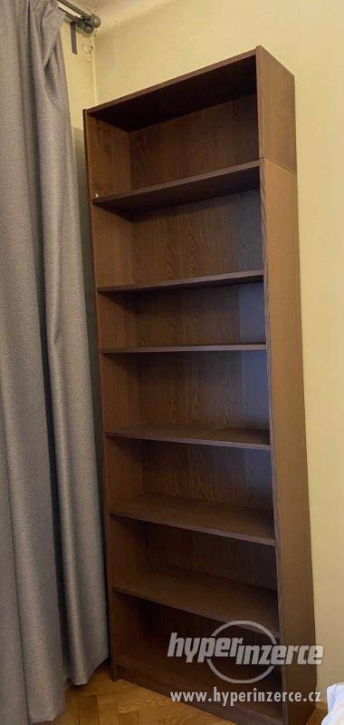 Hnědá knihovna BILLY - foto 2
