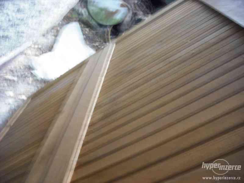 OKENICE dřevěné - k zabezpečení chaty, verandy - foto 2