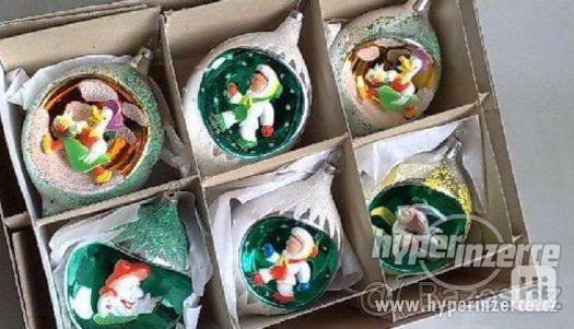 Vánoční ozdoby - foto 1