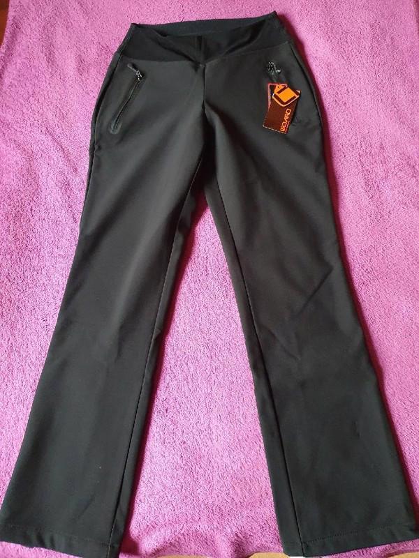 Willard MADIE Dámské softshellové kalhoty