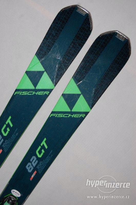 Carvingové lyže Fischer RC One 82 GT 19/20
