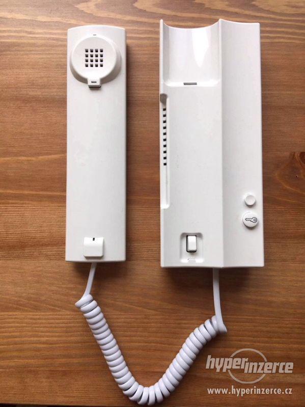 Domácí telefon s el.vyzváněním - foto 2