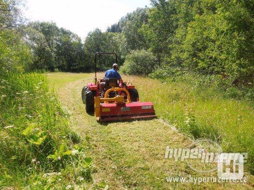 Kladivový mulčovač INO ELITE L 160 pro traktor, malotraktor - foto 1
