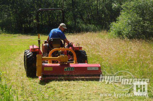 Kladivový mulčovač INO ELITE L 160 pro traktor, malotraktor - foto 3