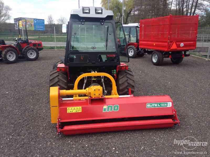 Kladivový mulčovač INO ELITE L 160 pro traktor, malotraktor - foto 5