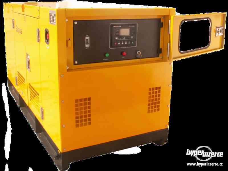 Elektrocentrála GAPPA 15kW - foto 1