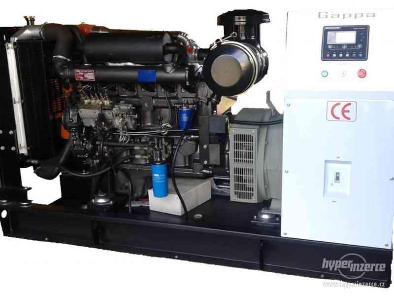 Elektrocentrála GAPPA 15kW - foto 2