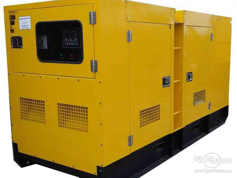 Elektrocentrála GAPPA 15kW - foto 3