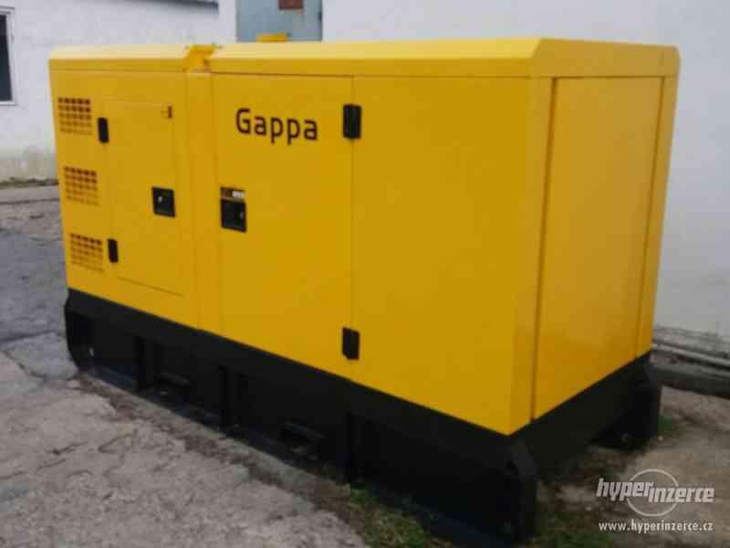 Elektrocentrála GAPPA 15kW - foto 5