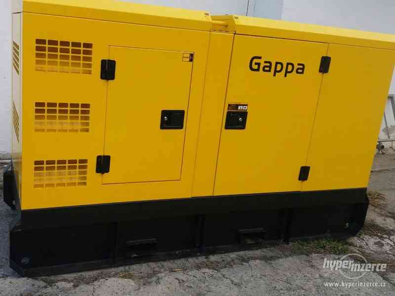 Elektrocentrála GAPPA 15kW - foto 6