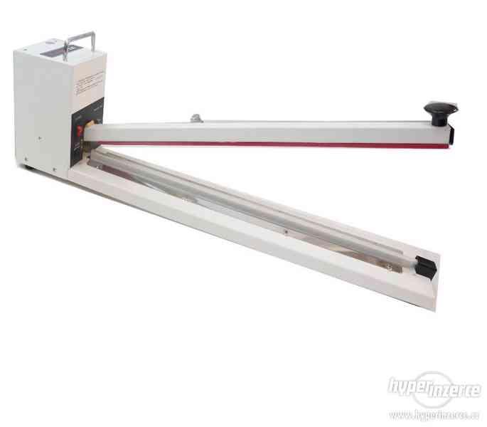 Impulsní páková svářečka HI600 s nožem - foto 2