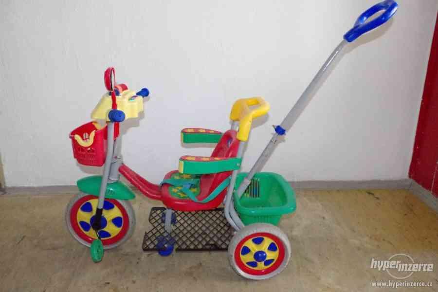 Dětská tříkolka