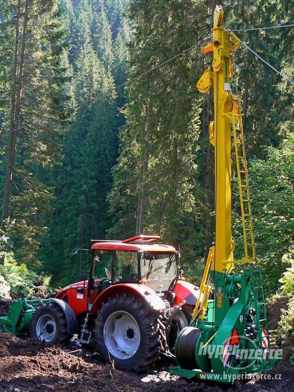 Práce pro lesní dělníky