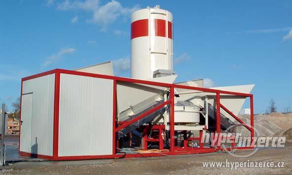 Mobile concrete plant SUMAB K-40 - foto 1