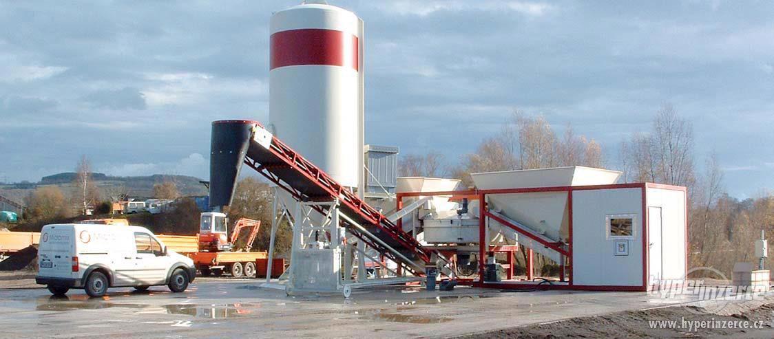 Mobile concrete plant SUMAB K-40 - foto 2