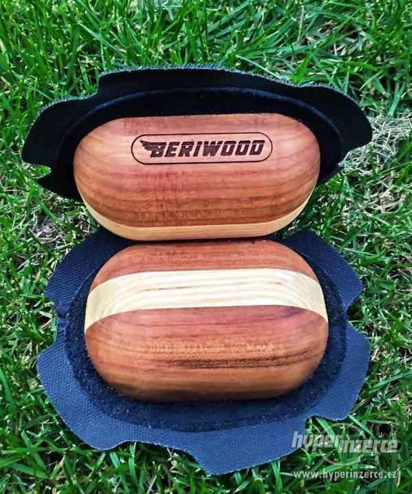 Slidery dřevěné - foto 1