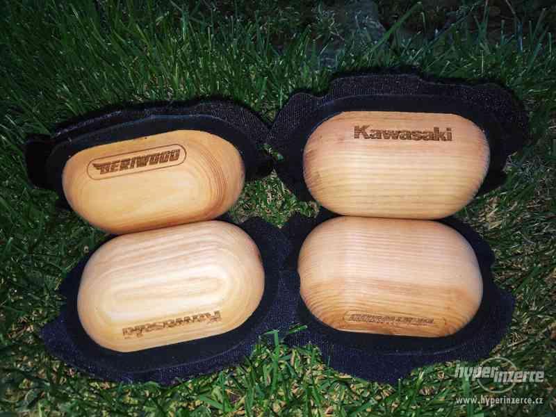 Slidery dřevěné - foto 2
