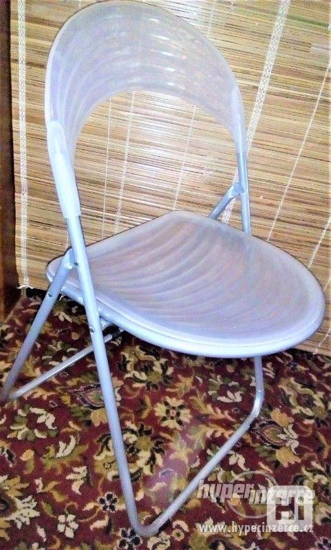 Kancelářské židle 2ks v TEXTU je SLEVA - foto 9
