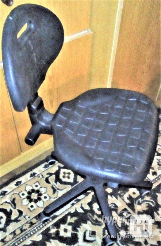 Kancelářské židle 2ks v TEXTU je SLEVA - foto 28