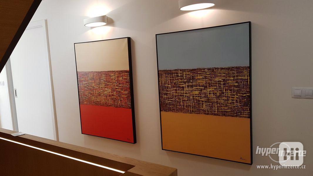 Moderní abstraktní obrazy - foto 2