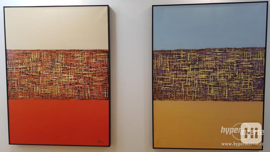 Moderní abstraktní obrazy - foto 3