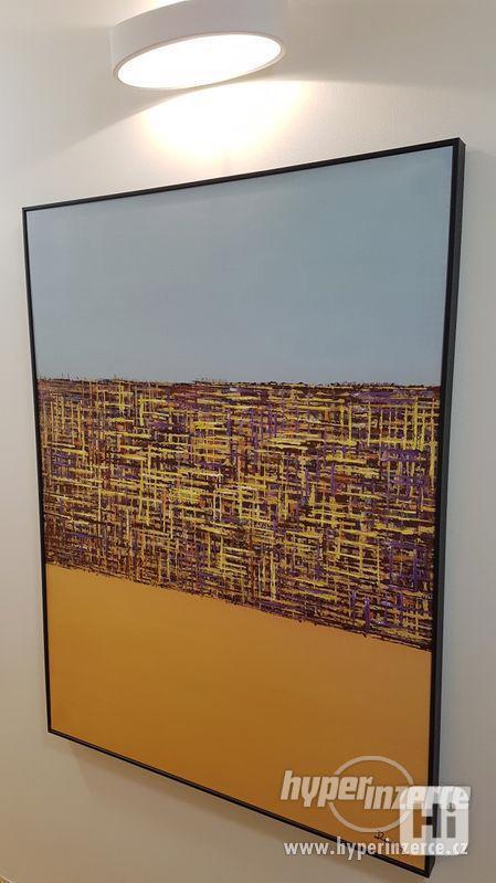 Moderní abstraktní obrazy - foto 4