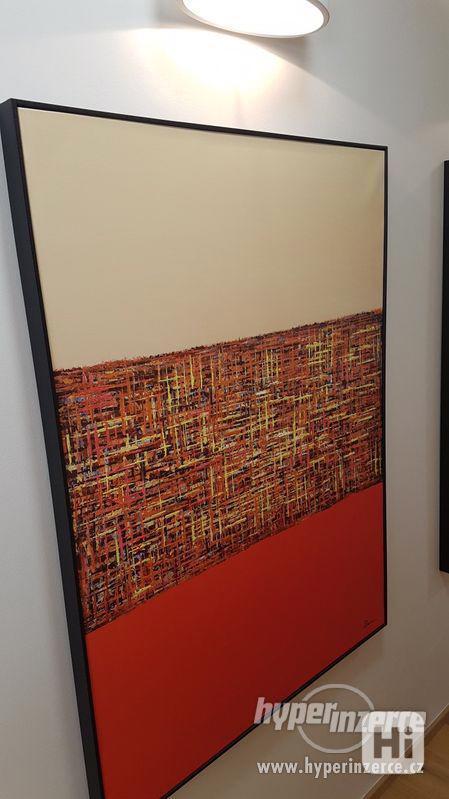 Moderní abstraktní obrazy - foto 5