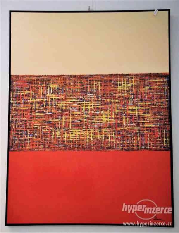 Moderní abstraktní obrazy - foto 8