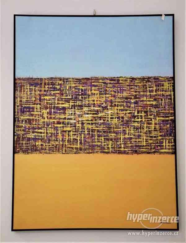 Moderní abstraktní obrazy - foto 9