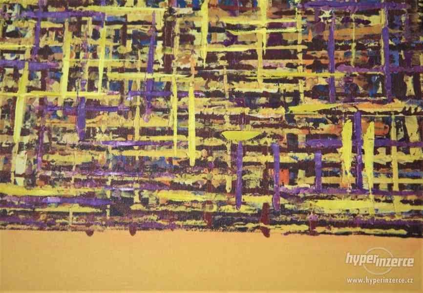 Moderní abstraktní obrazy - foto 10