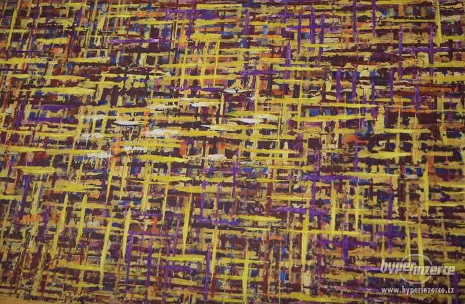 Moderní abstraktní obrazy - foto 11