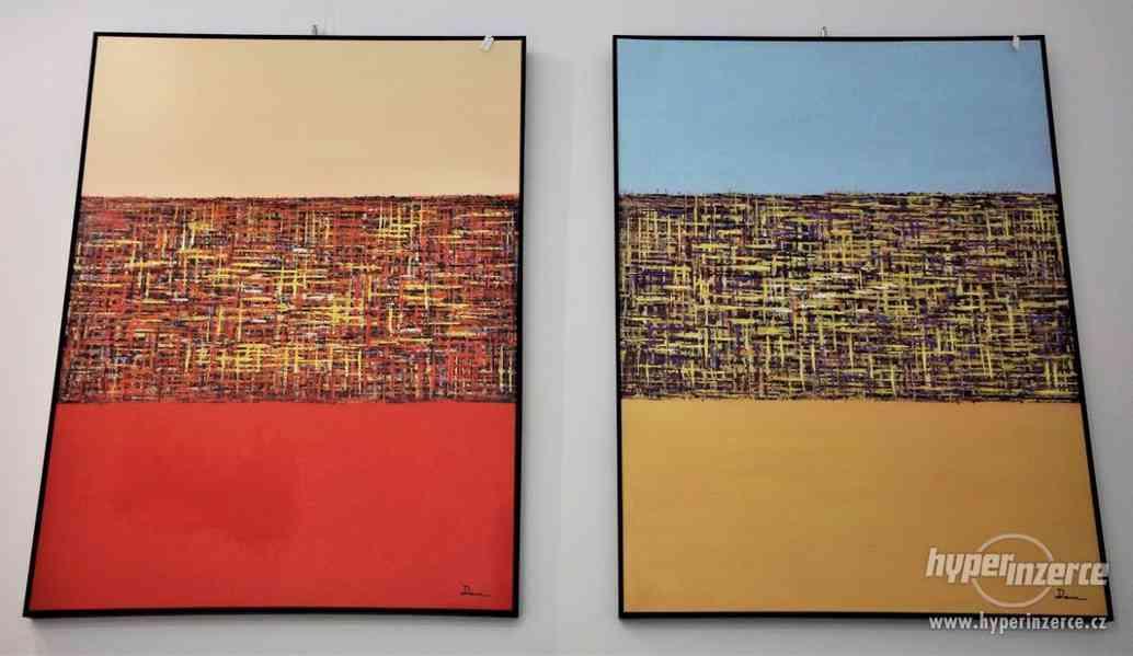 Moderní abstraktní obrazy - foto 12